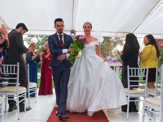 El matrimonio de Alisa y César en Villa Alemana, Valparaíso 24