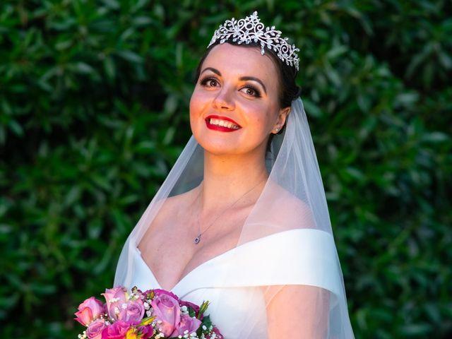 El matrimonio de Alisa y César en Villa Alemana, Valparaíso 25