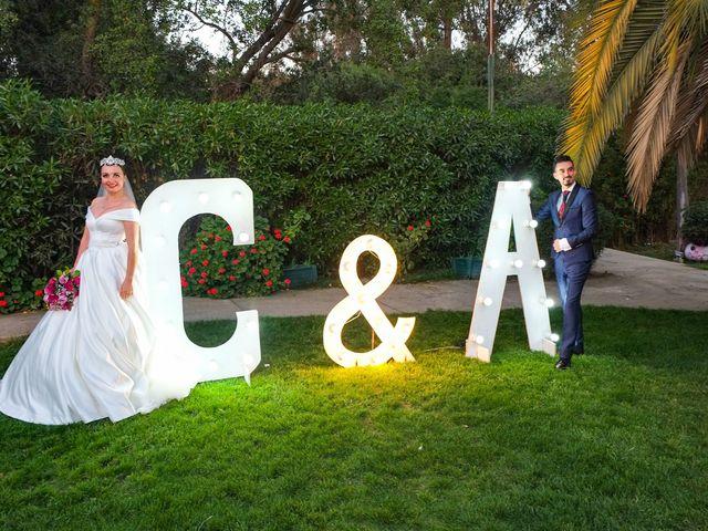El matrimonio de Alisa y César en Villa Alemana, Valparaíso 26