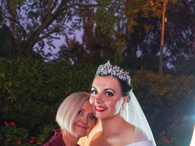 El matrimonio de Alisa y César en Villa Alemana, Valparaíso 30
