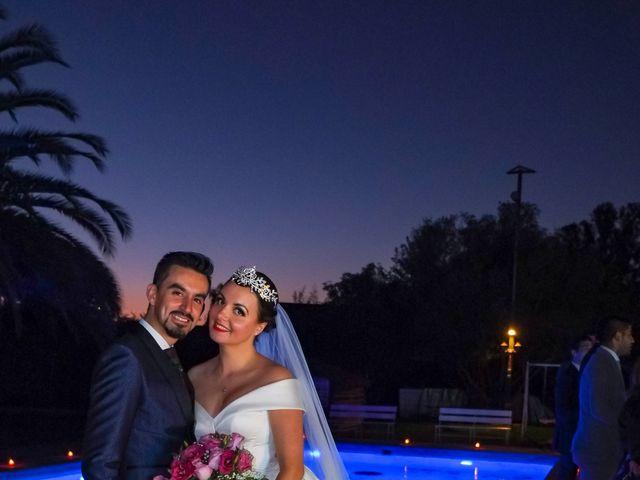El matrimonio de Alisa y César en Villa Alemana, Valparaíso 31