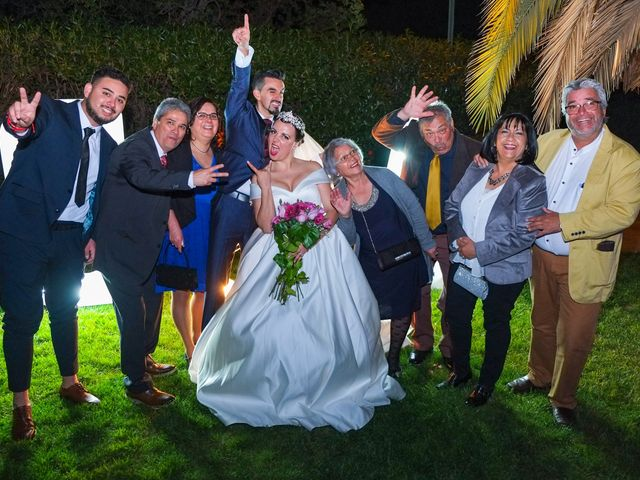 El matrimonio de Alisa y César en Villa Alemana, Valparaíso 34