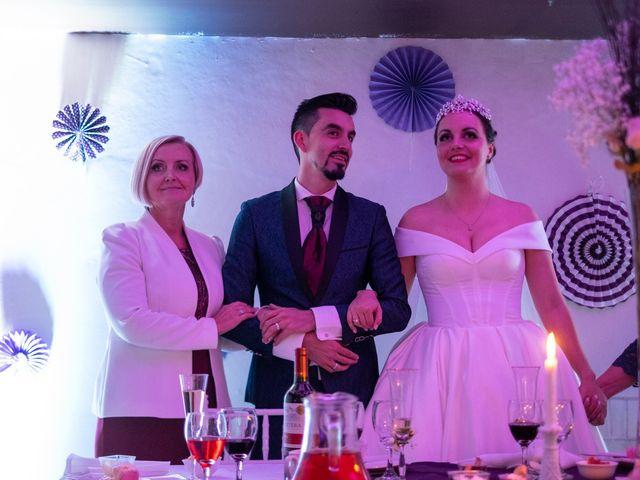 El matrimonio de Alisa y César en Villa Alemana, Valparaíso 39