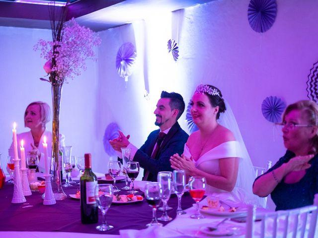 El matrimonio de Alisa y César en Villa Alemana, Valparaíso 41