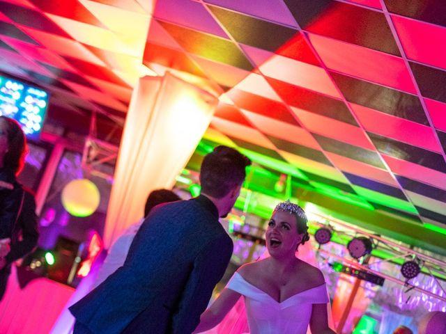 El matrimonio de Alisa y César en Villa Alemana, Valparaíso 42
