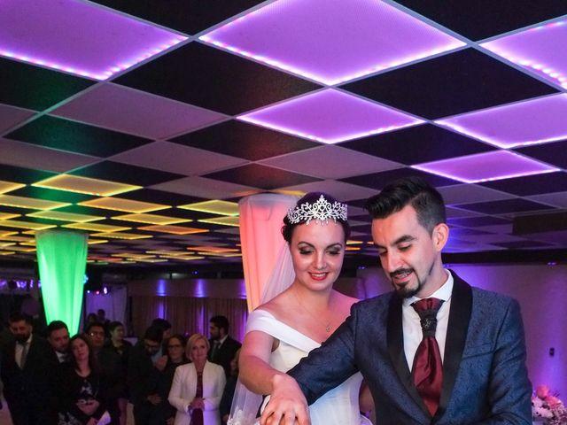 El matrimonio de Alisa y César en Villa Alemana, Valparaíso 44