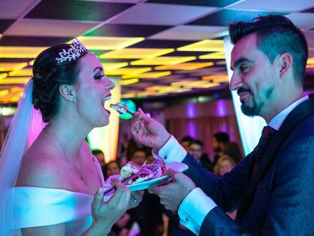 El matrimonio de Alisa y César en Villa Alemana, Valparaíso 45