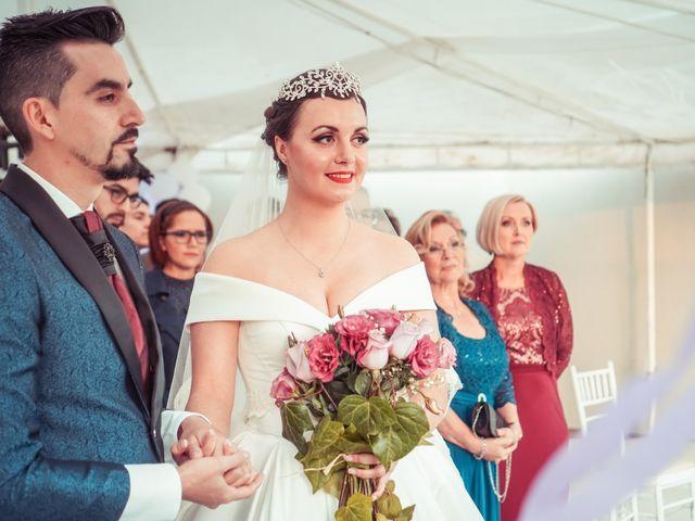 El matrimonio de Alisa y César en Villa Alemana, Valparaíso 51