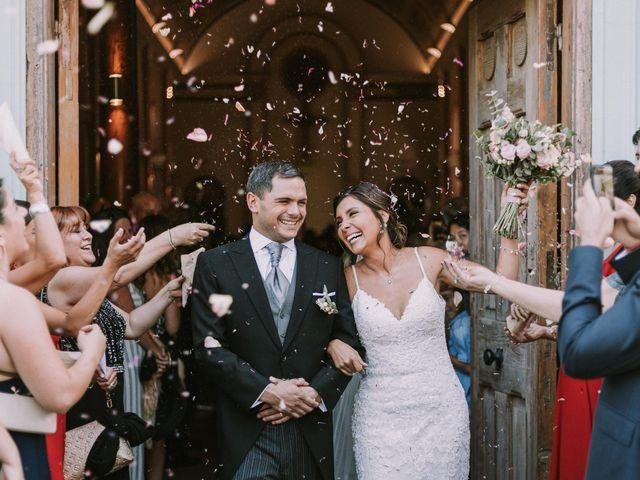 El matrimonio de Rosana y Juan Carlos