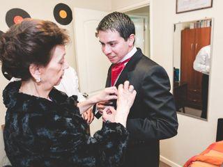 El matrimonio de Karen y Gustavo 3