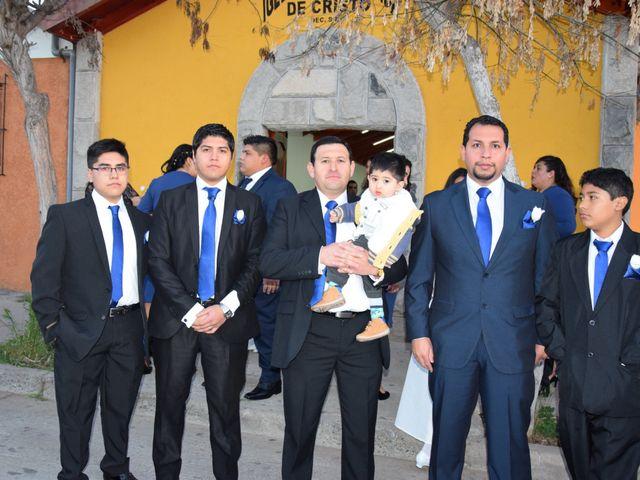 El matrimonio de David  y Sara en Coquimbo, Elqui 2
