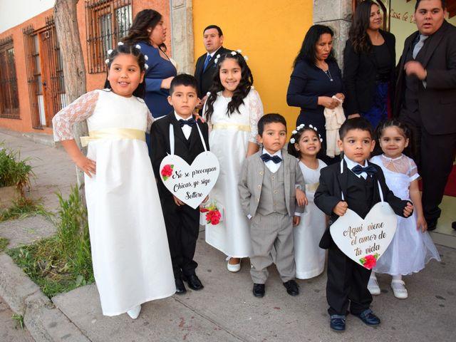 El matrimonio de David  y Sara en Coquimbo, Elqui 5