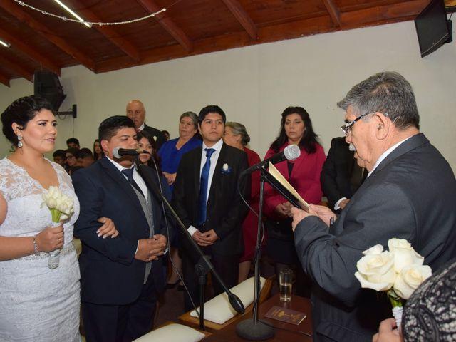 El matrimonio de David  y Sara en Coquimbo, Elqui 8