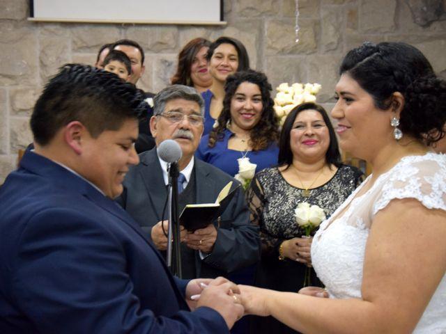 El matrimonio de David  y Sara en Coquimbo, Elqui 12