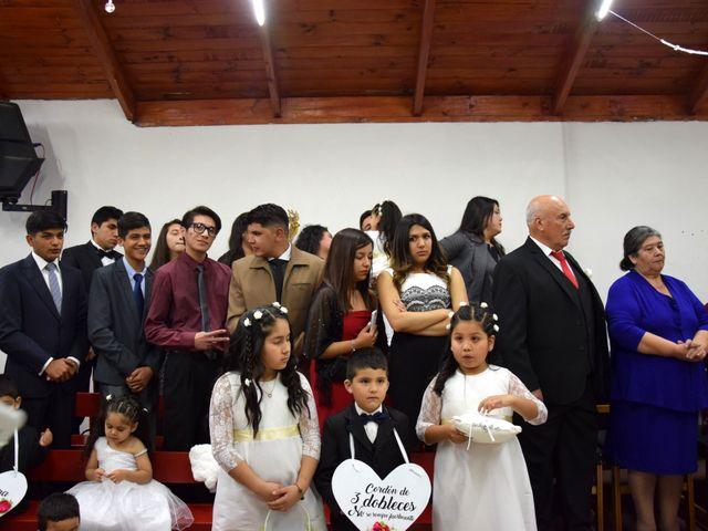 El matrimonio de David  y Sara en Coquimbo, Elqui 15