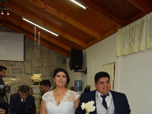 El matrimonio de David  y Sara en Coquimbo, Elqui 17