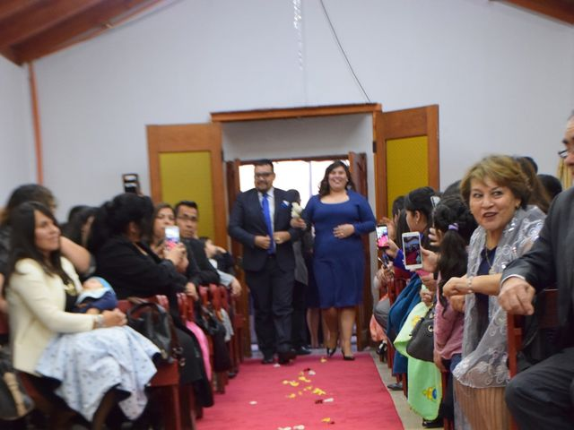 El matrimonio de David  y Sara en Coquimbo, Elqui 19