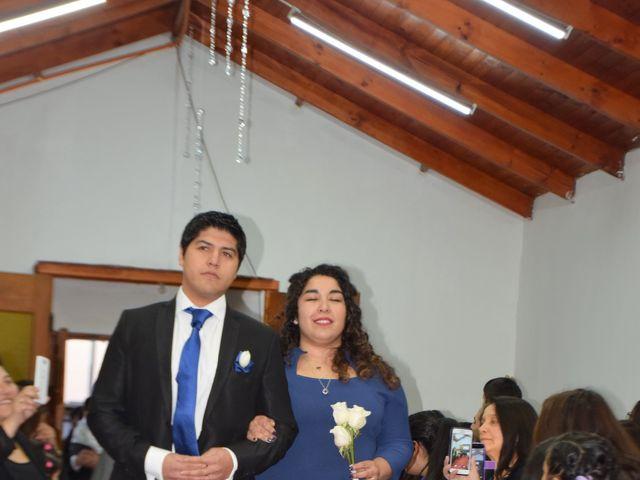 El matrimonio de David  y Sara en Coquimbo, Elqui 22