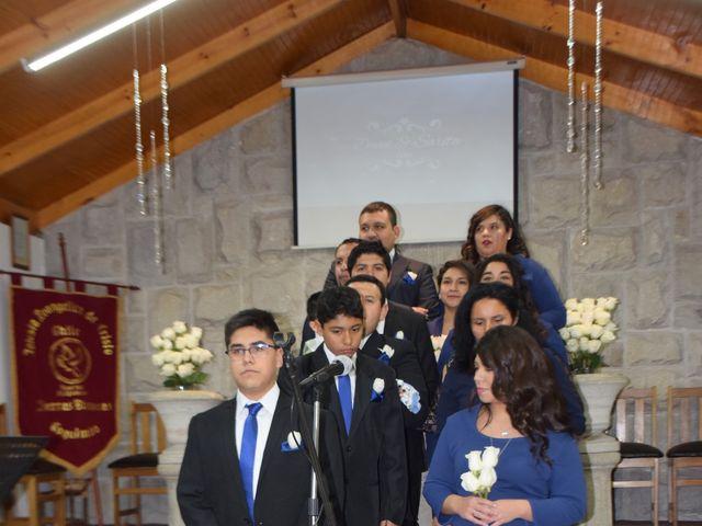 El matrimonio de David  y Sara en Coquimbo, Elqui 25