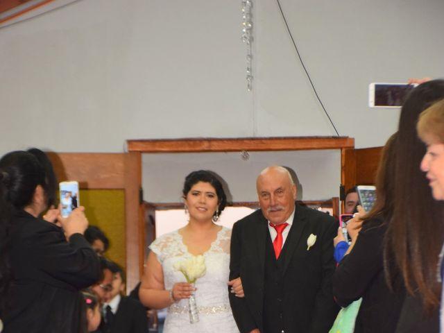 El matrimonio de David  y Sara en Coquimbo, Elqui 27
