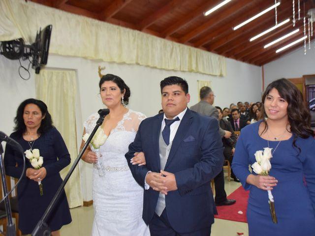 El matrimonio de David  y Sara en Coquimbo, Elqui 28