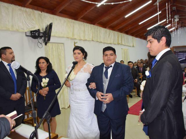 El matrimonio de David  y Sara en Coquimbo, Elqui 29