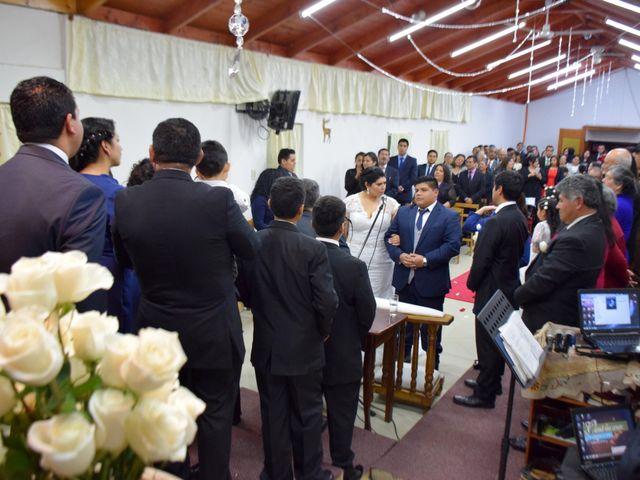 El matrimonio de David  y Sara en Coquimbo, Elqui 31