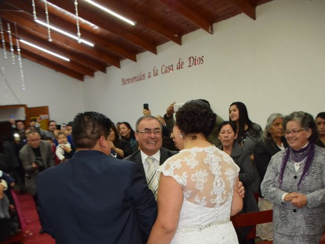 El matrimonio de David  y Sara en Coquimbo, Elqui 34