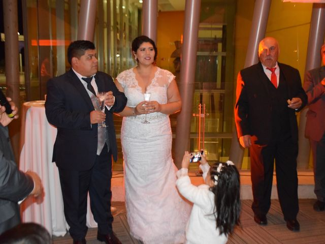 El matrimonio de David  y Sara en Coquimbo, Elqui 52