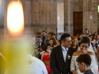 El matrimonio de María Inés y Carlos 1