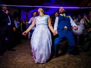 El matrimonio de Juan Enrique y Macarena