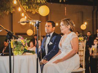 El matrimonio de Sofía y Felipe