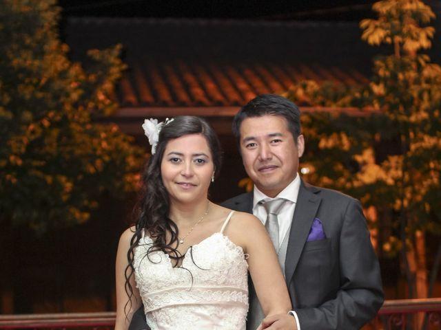 El matrimonio de Karina y Patricio