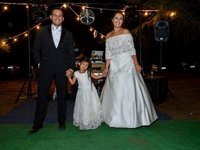 El matrimonio de María Inés y Carlos