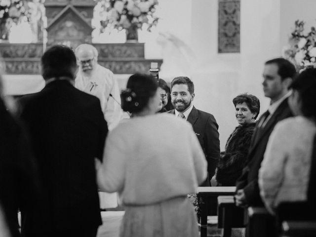 El matrimonio de Macarena y Juan Enrique en Pirque, Cordillera 2