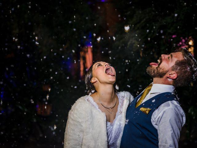 El matrimonio de Macarena y Juan Enrique en Pirque, Cordillera 4