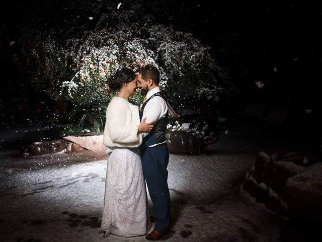 El matrimonio de Macarena y Juan Enrique en Pirque, Cordillera 5
