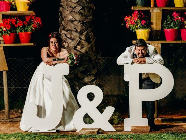 El matrimonio de José  y Paskal