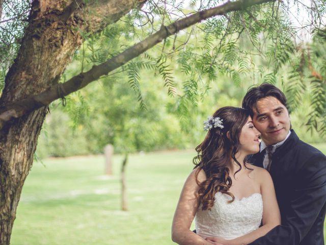 El matrimonio de Madeleine y Álvaro