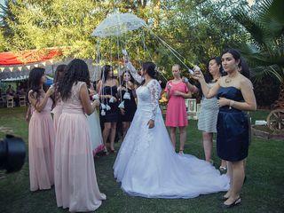 El matrimonio de Jeannette y Alejandro 1