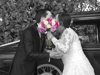 El matrimonio de Jeannette y Alejandro 2