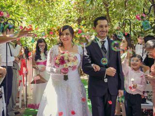 El matrimonio de Jeannette y Alejandro