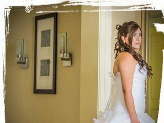El matrimonio de Jenny y Sergio  1