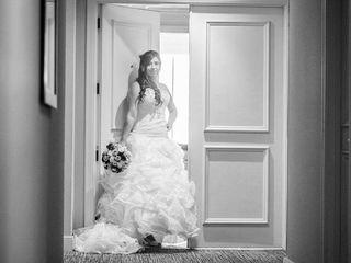 El matrimonio de Jenny y Sergio  2