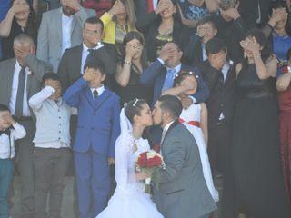 El matrimonio de Daniela  y Yimmy   1