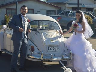 El matrimonio de Daniela  y Yimmy   2