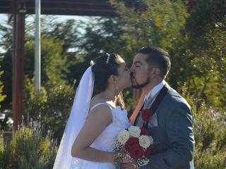 El matrimonio de Daniela  y Yimmy   3
