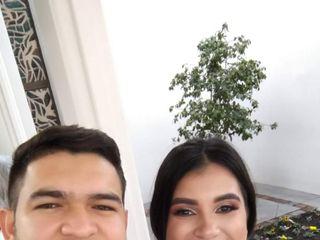 El matrimonio de Gabriela y Frank  1
