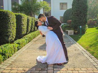 El matrimonio de Gabriela y Frank  3