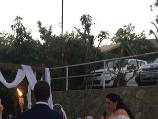 El matrimonio de Jordana  y Javier  3